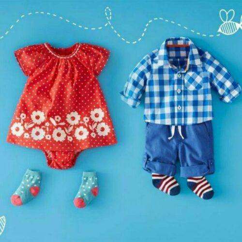 کانال پوشاک بچگانه Elina baby shop