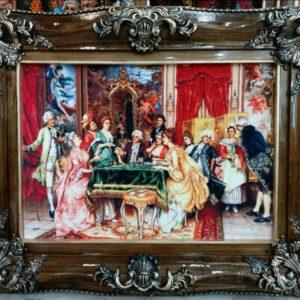 کانال گالری تابلو فرش دنیای هنر