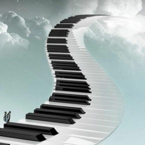 کانال استاد محمداف کانال تخصصی پیانو