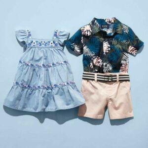 کانال پوشاک بچه گانه ترک 🇹🇷 «عمده»