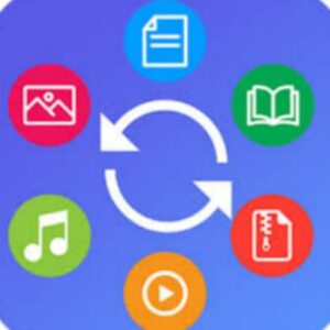 کانال تبدیل فایل ها به فرمت مورد نیاز شما