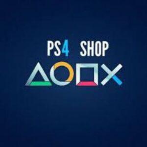 کانال Ps4 shop