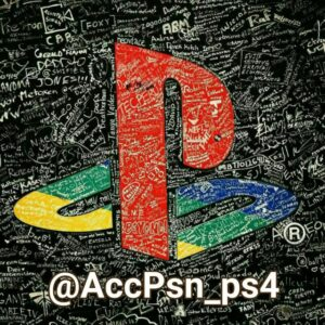 کانال 💲PS4 & PS5 Accounts💲