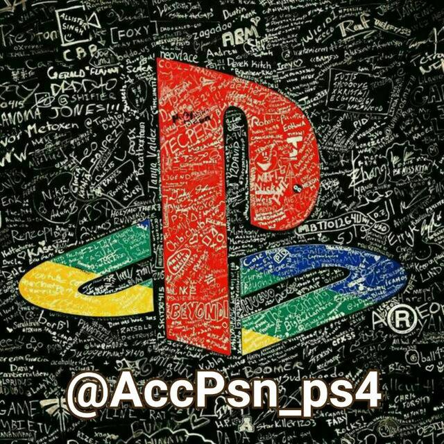 کانال 💲PS4 & PS5 Accounts💲
