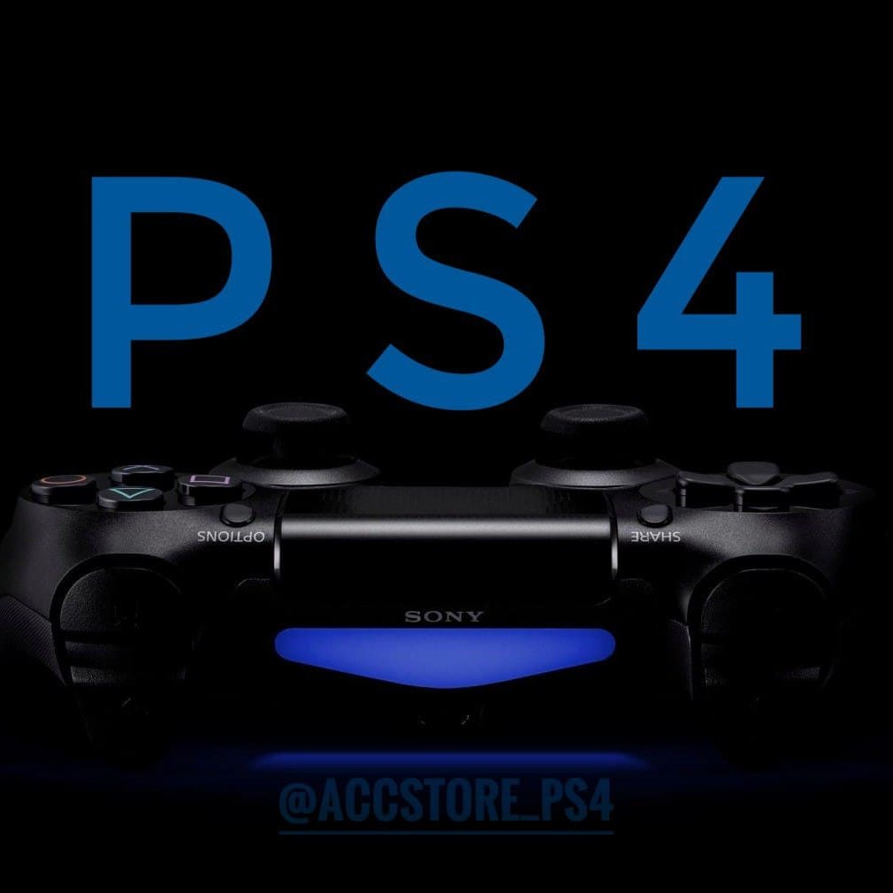 کانال اکانت بازی PS4 | account store