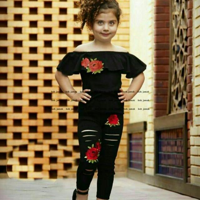 کانال پوشاک بچگانه سلین