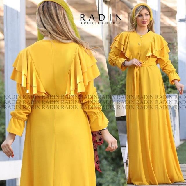 کانال تولیدی لباس مجلسی رادین