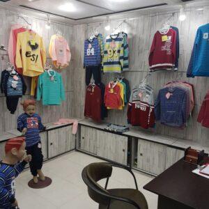 کانال تولیدی لباس بچه گانه سجاد