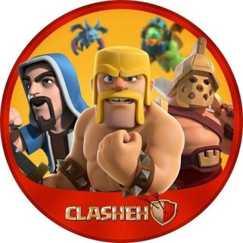 کانال Clash Of Clans   Clash Royale (ᴄʟᴀꜱʜᴇʜ)