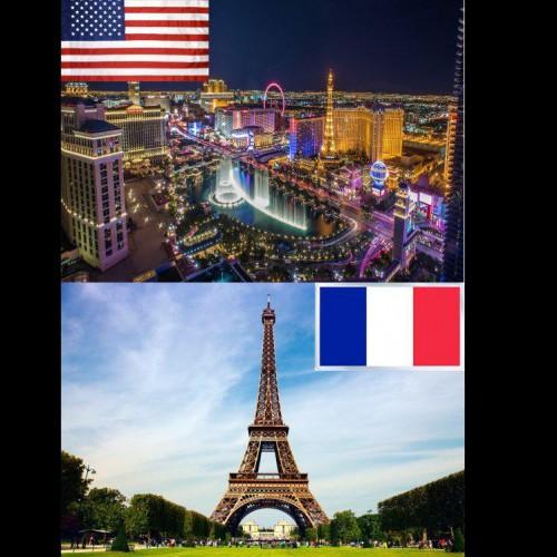 مدرسان انگلیسی و فرانسه