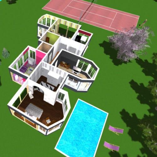 کانال طراحی معماری و سازه