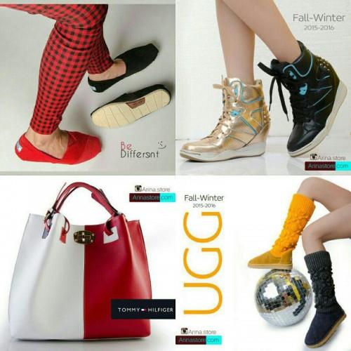 کیف و کفش و لباس Arina.store