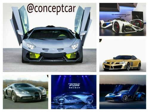 کانال Concept Car